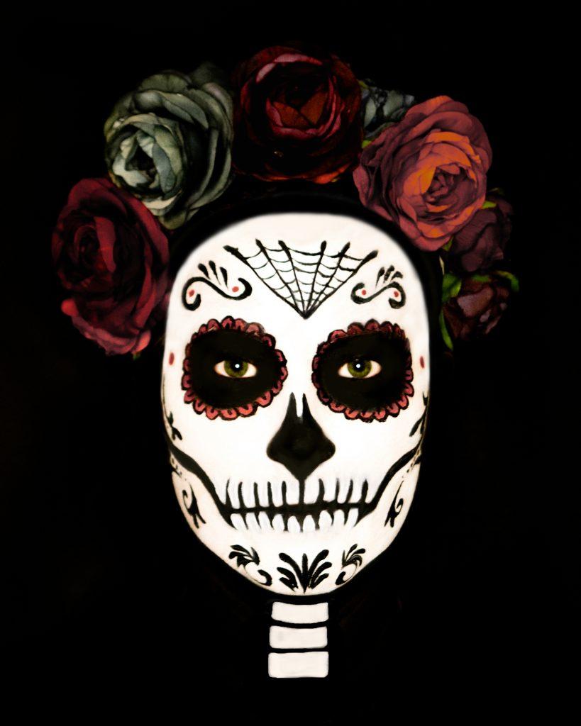 La Muerta, Melissa Lira, photograph