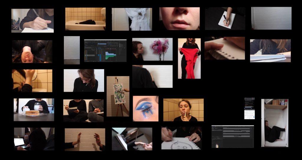 Creative: Processing, Eden Merkley, video