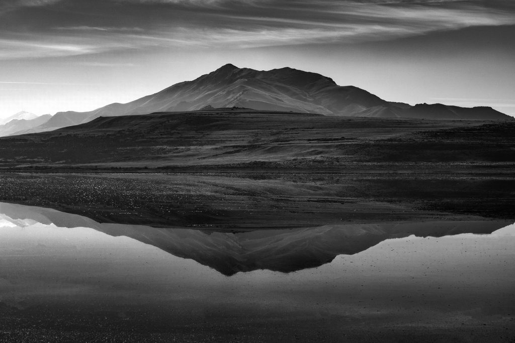 Mirror, Kevin Cody, photograph