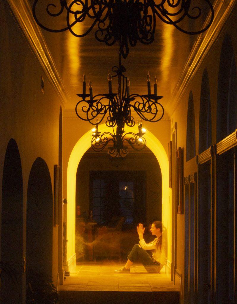 Ghost, Sally Logue, photograph