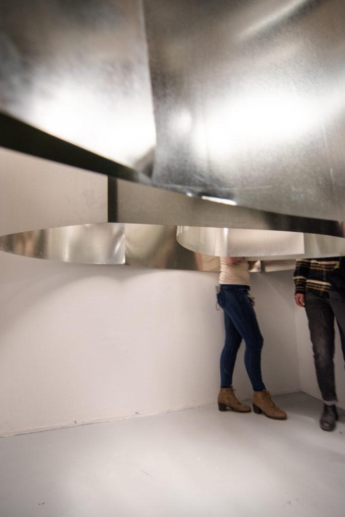 Seduction - Eden Merkley, Valeria Johansen, Steven Callaway, and Chris Payne, flashing, cinnamon roll, steel