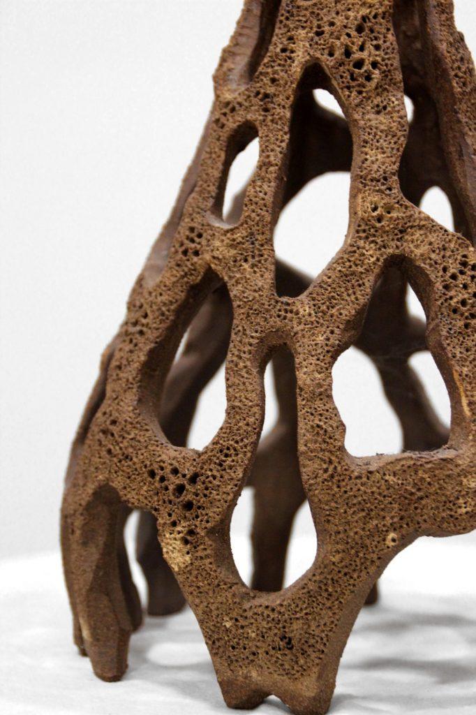 Bottle, Laurie Anne Larson, ceramic