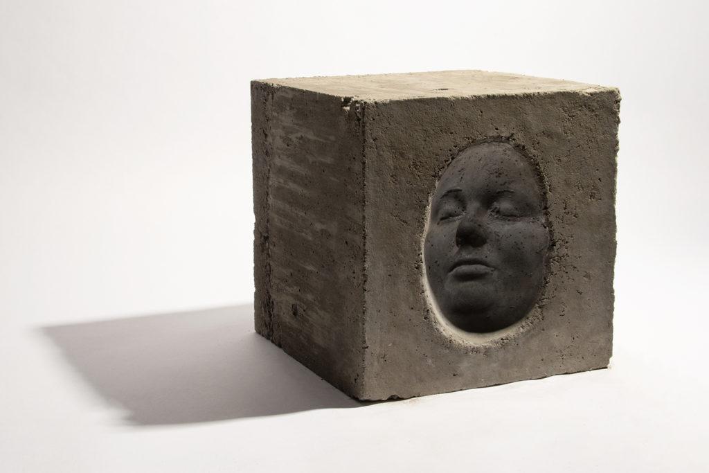 Mind Block - Cyan Larson, concrete