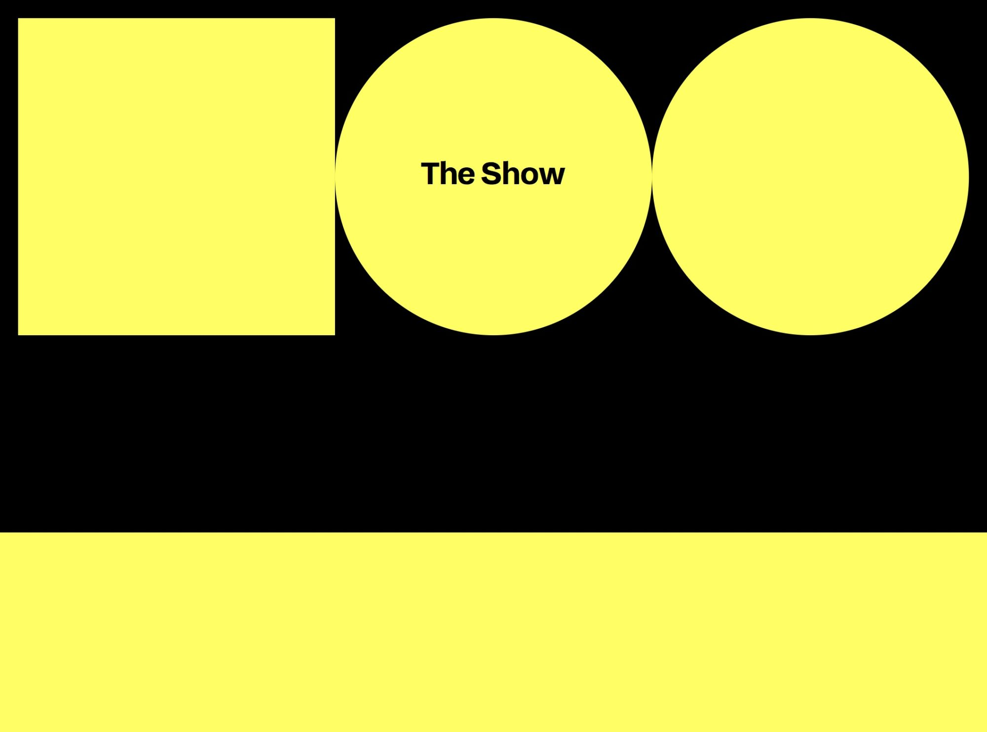 100 Show call for entries