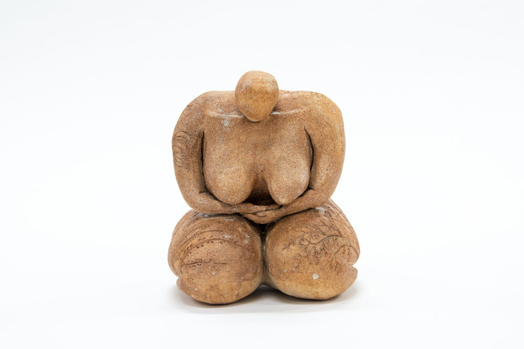 What the woulds have Sown - Sydney Porter Williams, ceramic