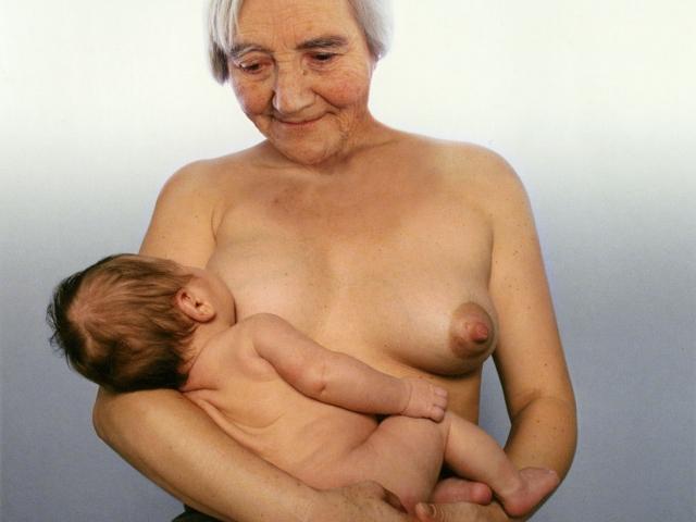 Mothers; Margi Geerlinks, 2000, cibachrome print, dibond on plexiglass, 100 x 83cm