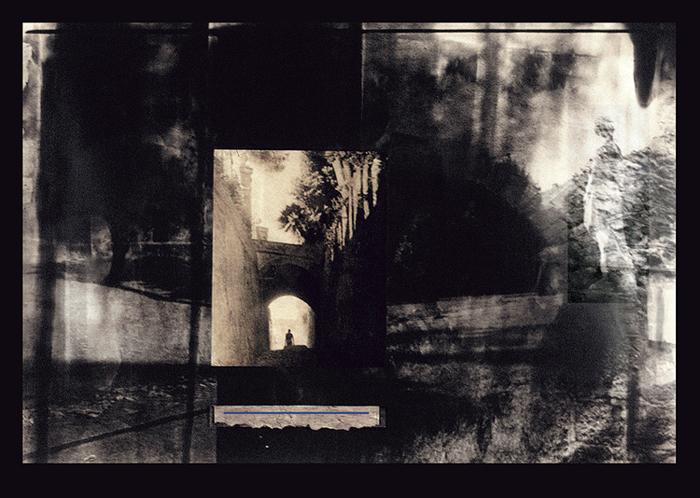 Map; Joe Marotta, 2000, silver print, 40 x 60