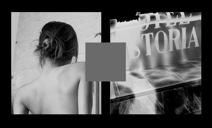 Rome Stories; Joe Marotta, 2007, digital print, 7 x 11