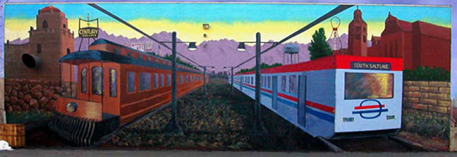 2003: Trolley Cars, Gritton & Associates, 235 West 2950 South, Salt Lake City