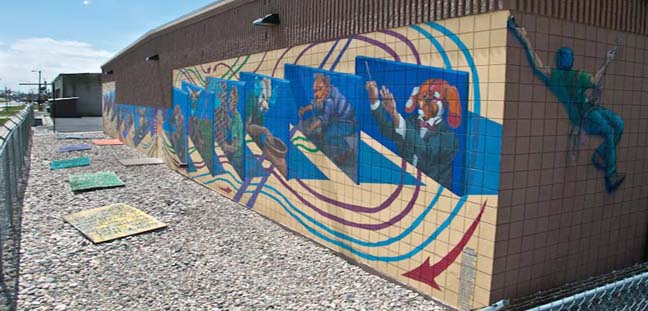 2008: Urban Masquerade, Utah Arts Council, 319 South 500 West, Salt Lake City