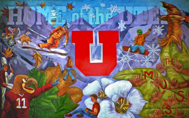 2011: Home of the Utes, Heritage Center, 110 South Fort Douglas Boulevard, Salt Lake City