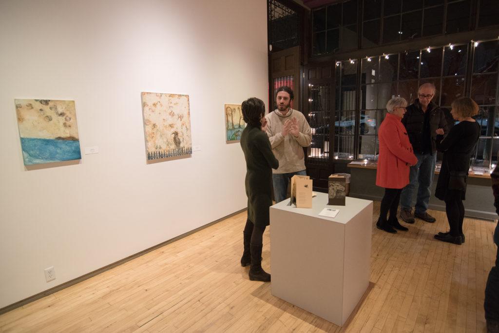 """Maureen O'Hara Ure: """"Art History"""" exhibition"""