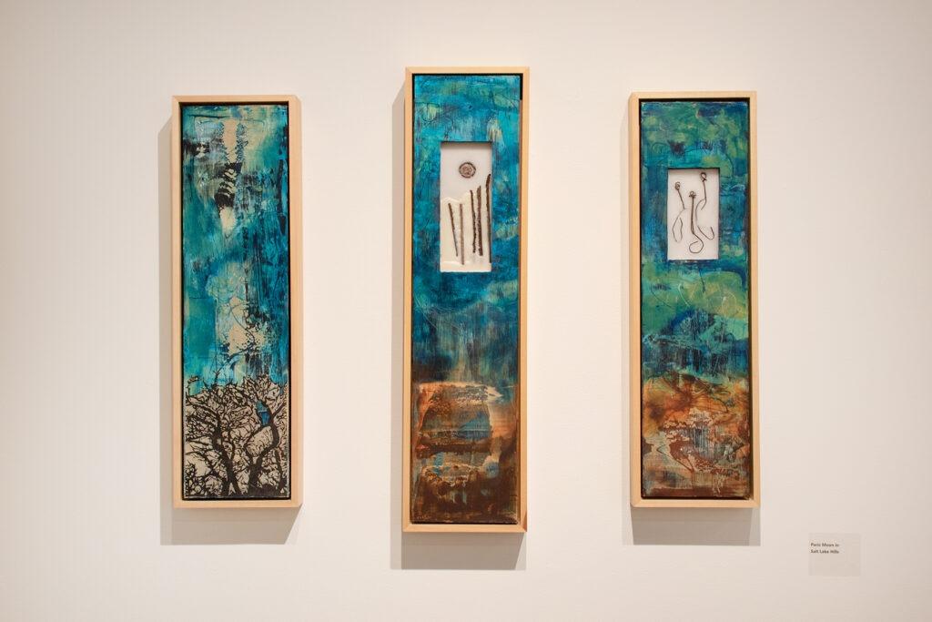 Sandy Brunvand Exhibition - It's Not Always Black and White