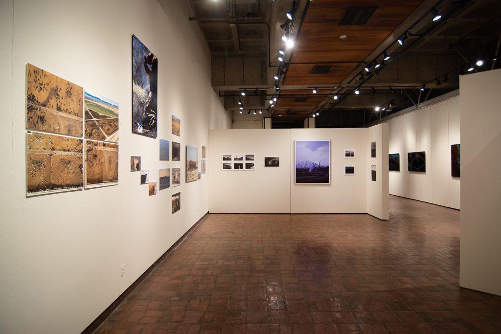 Eric Robertson MFA Exhibition: Interstices
