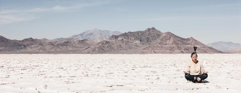 Sun Funnel Performance; 2012, Bonneville Salt Flats, Tooele County, Utah