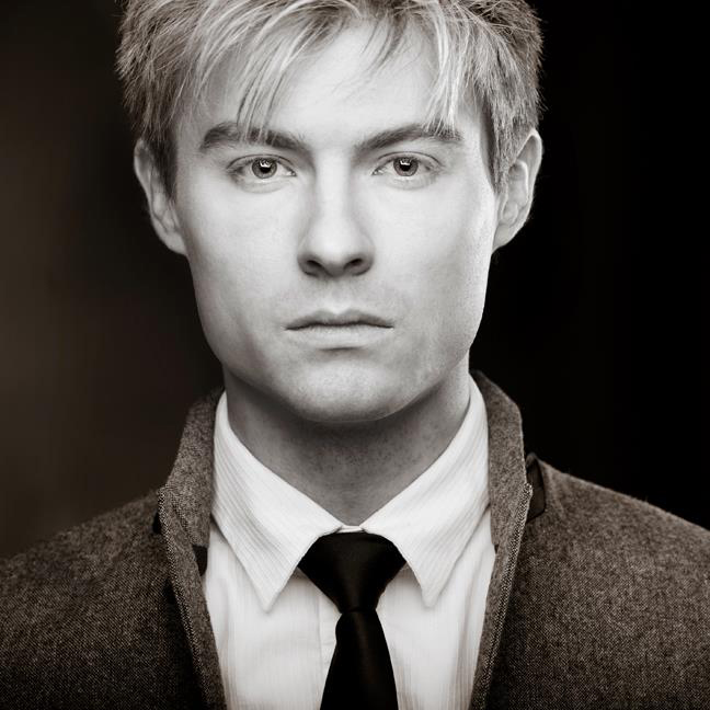 Portrait of Adam Watkins