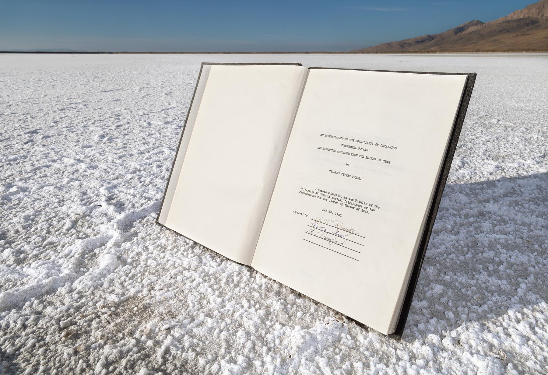 "An Investigation - Doug Tolman, 2019, inkjet print, 13 x 19"""