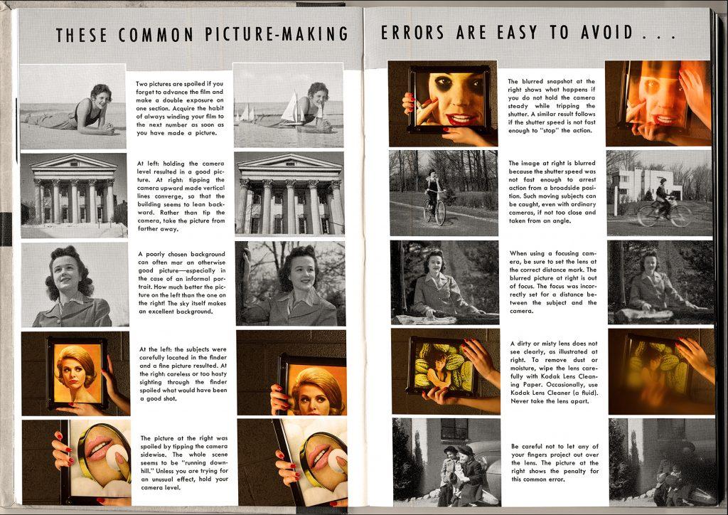 Snapshot, Annie Hillam, 2020, large format film
