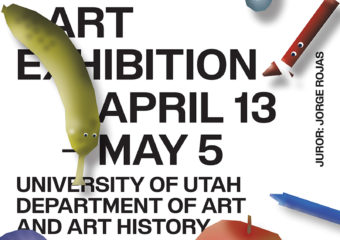 2020 Annual Student Exhibition Poster