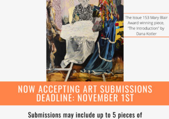 Reed Magazine Call for Art