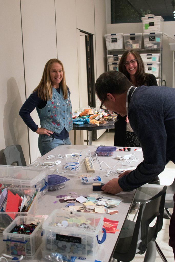 Art Teaching Educators Night at UMFA