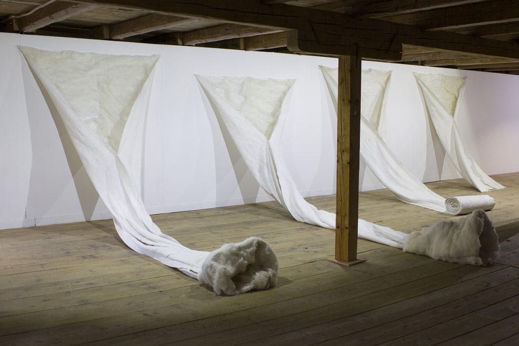 Installation by Lenka Konapasek