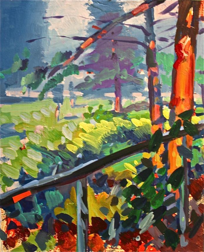 Backyard, John Erickson