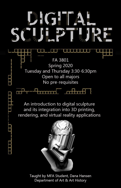 Digital Sculpture Class