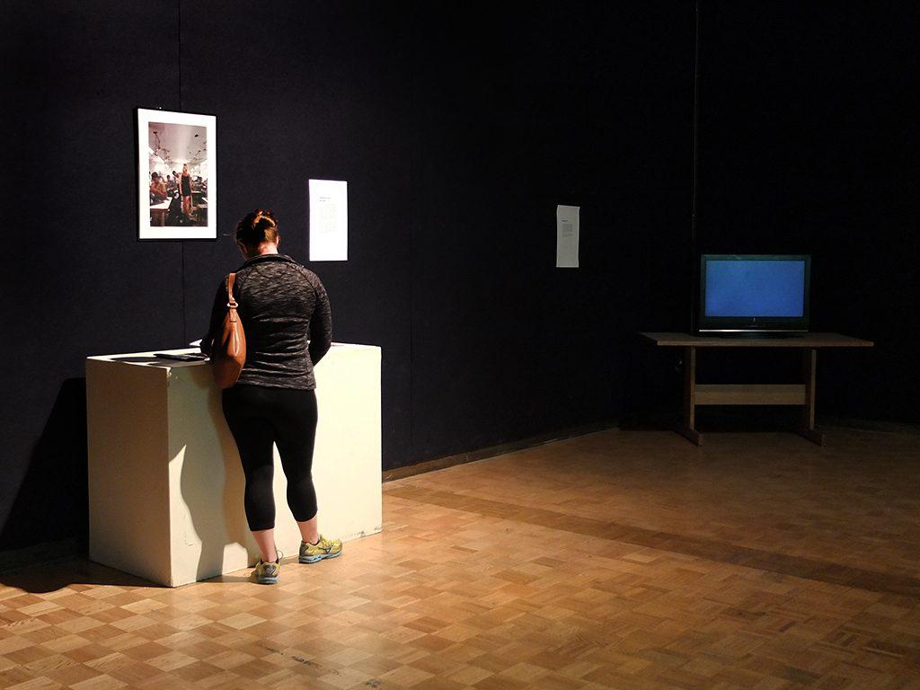Capstone Exhibition, 2014