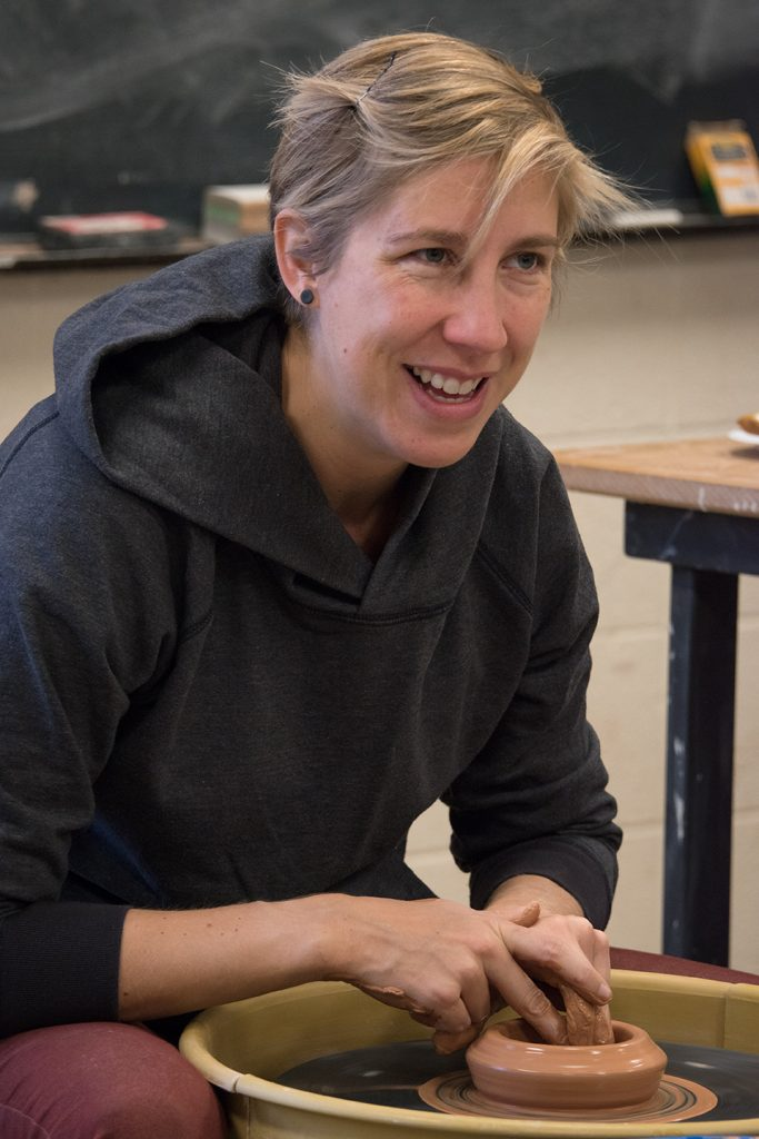 Workshop with Lindsay Oesterritter