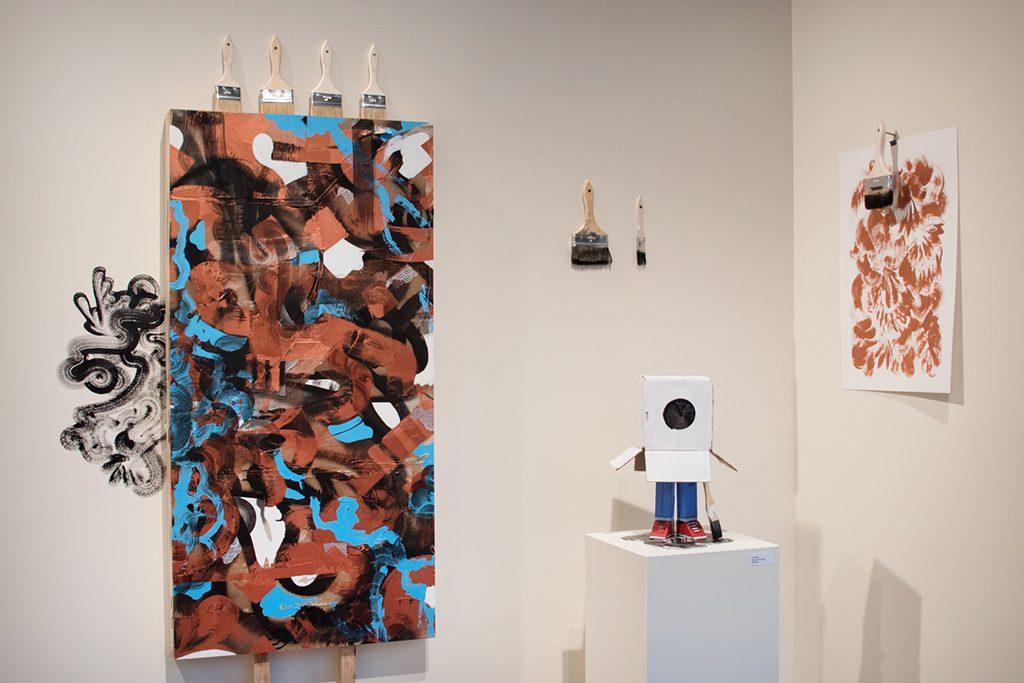 2017 MFA Interim Exhibition: David Habben