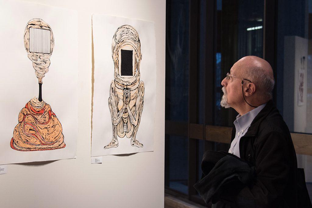 2017 MFA Interim Exhibition: Will Curtis
