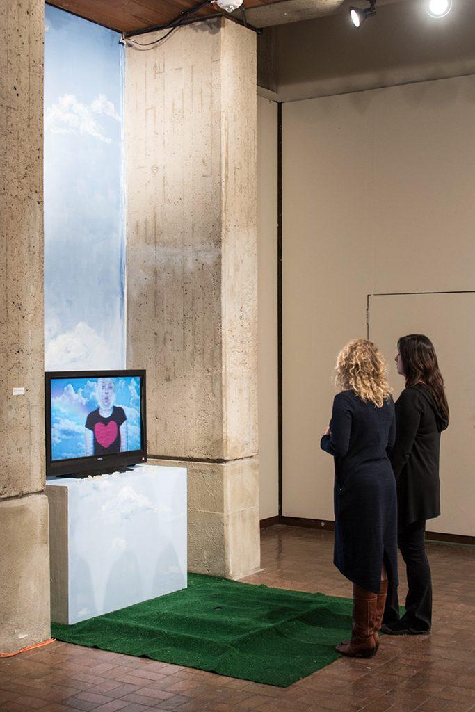 2017 MFA Interim Exhibition: Natalie Oliver