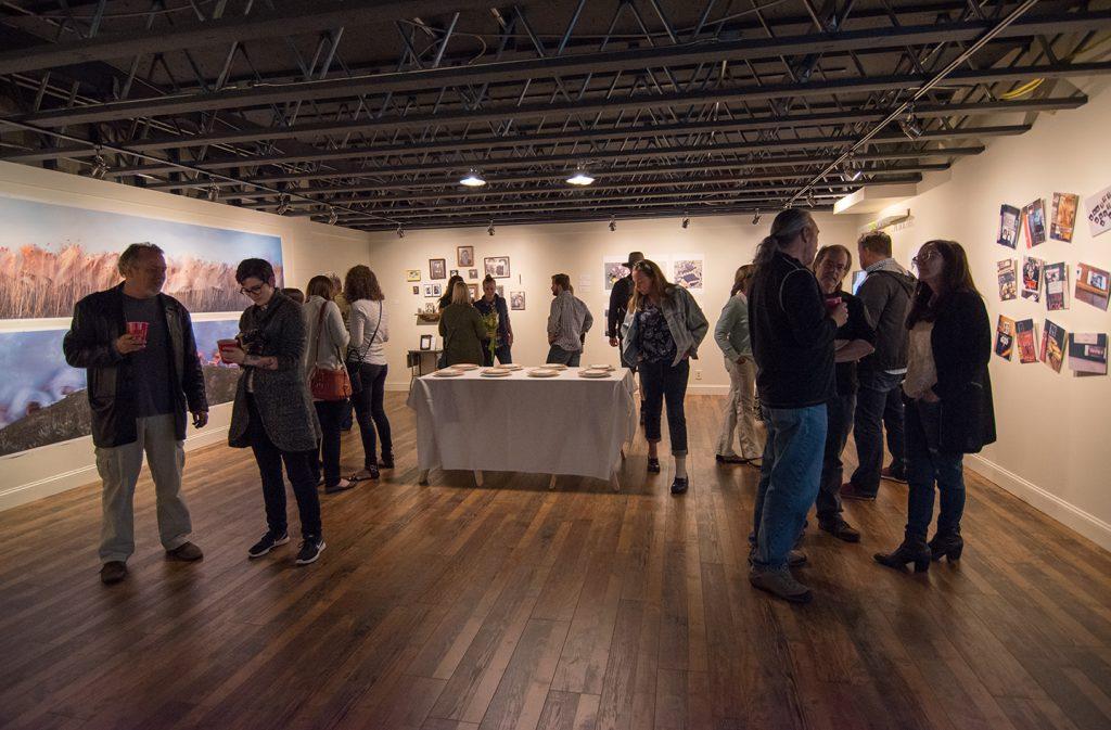 Warnock Class Exhibition, Miri Gallery, April 2016