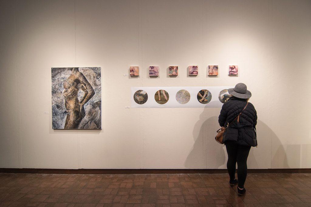 2017 MFA Interim Exhibition: Annette Mehr