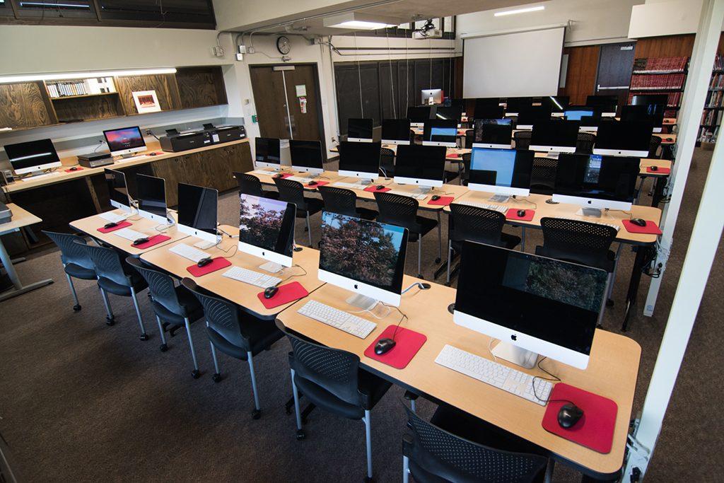 Owen Reading Room Computer Lab