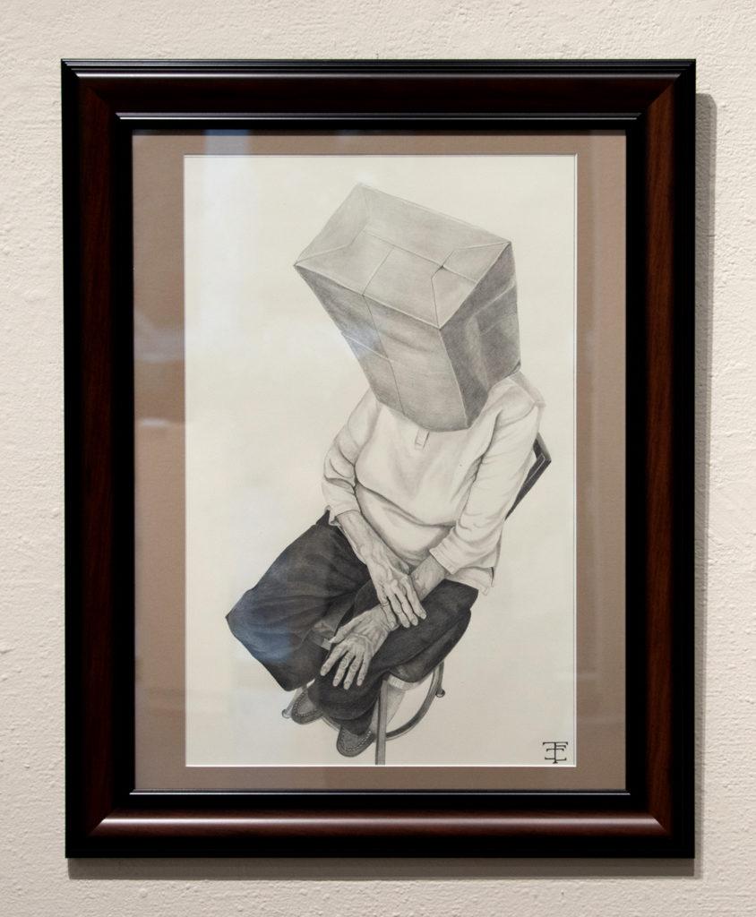Me Vain?, by John Tavoian - Faculty Choice Award