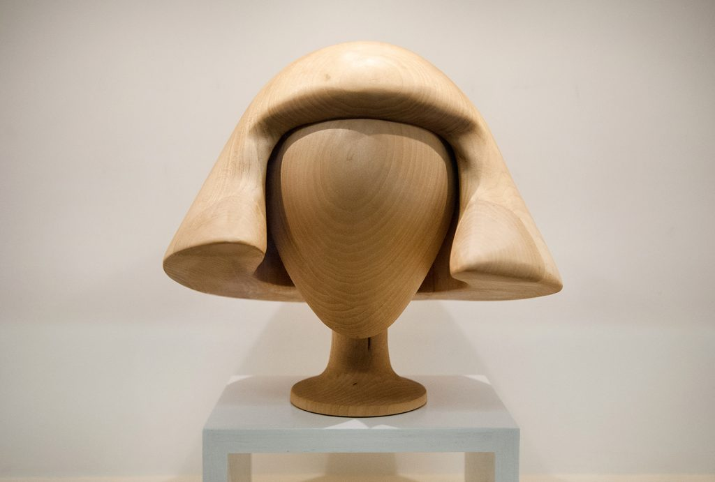 Wig and Stand, Madison Donnelly