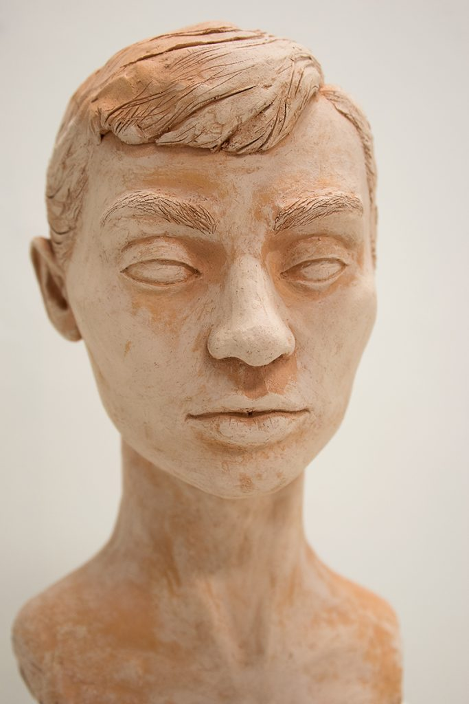 Figure Sculpture, Fall 2017: Leigh Martinez