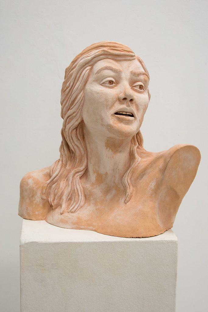 Figure Sculpture, Fall 2017: Sabrina Neilson
