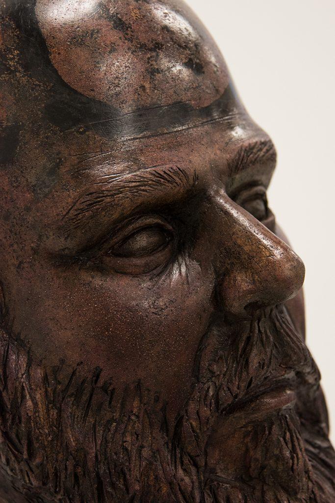Figure Sculpture, Fall 2017: Curtis Hendrickson
