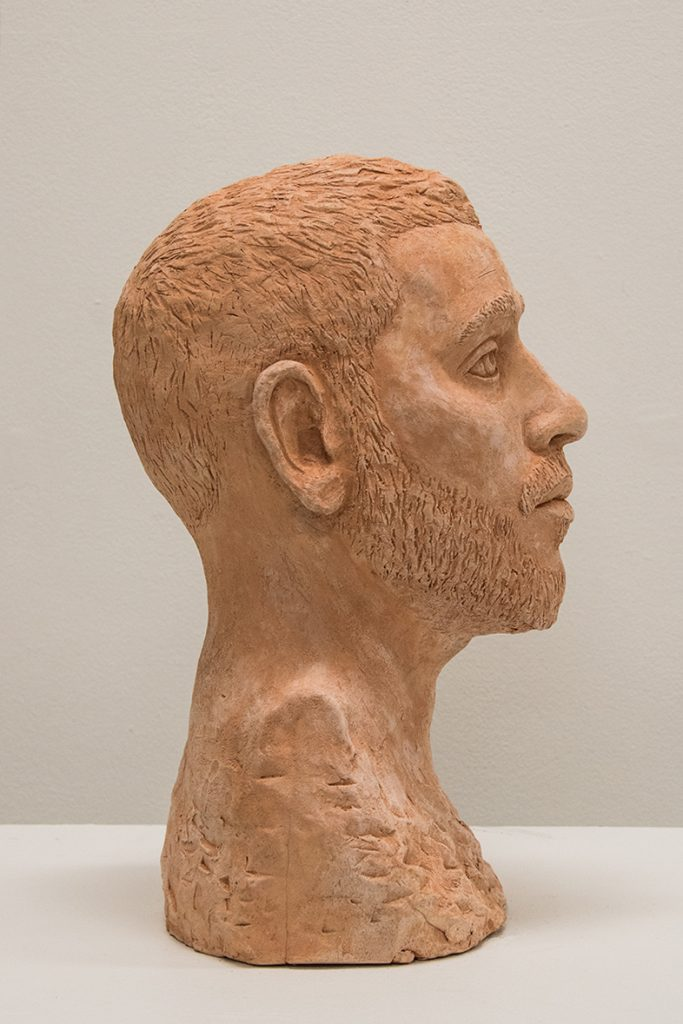 Figure Sculpture, Fall 2017: David Thomas