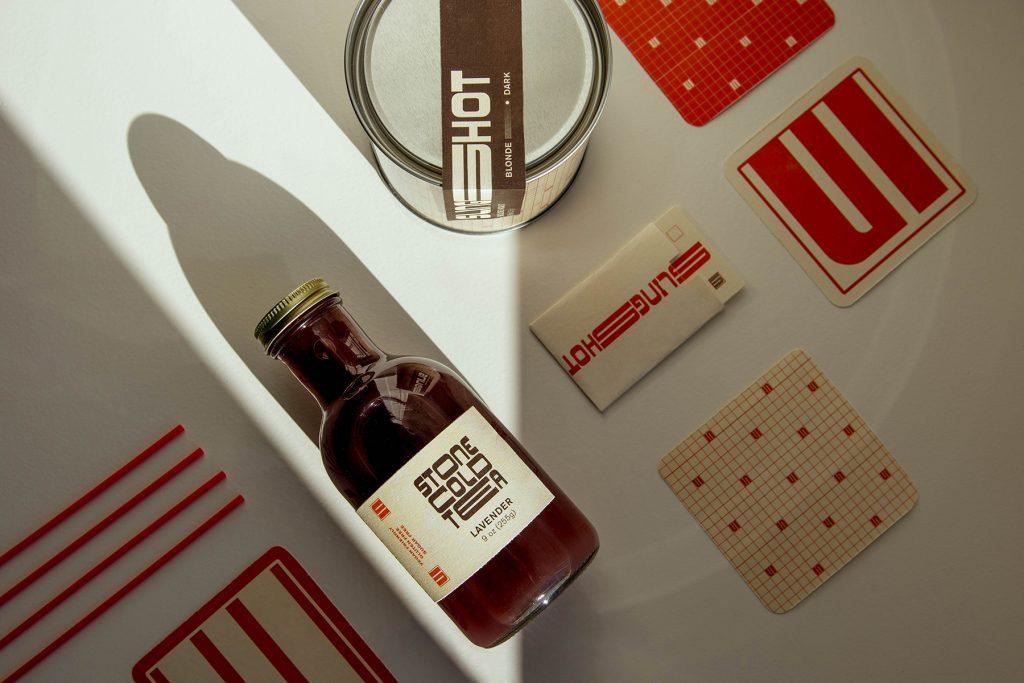 Slingshot, Rachel Dixon, 2020, Identity / Packaging