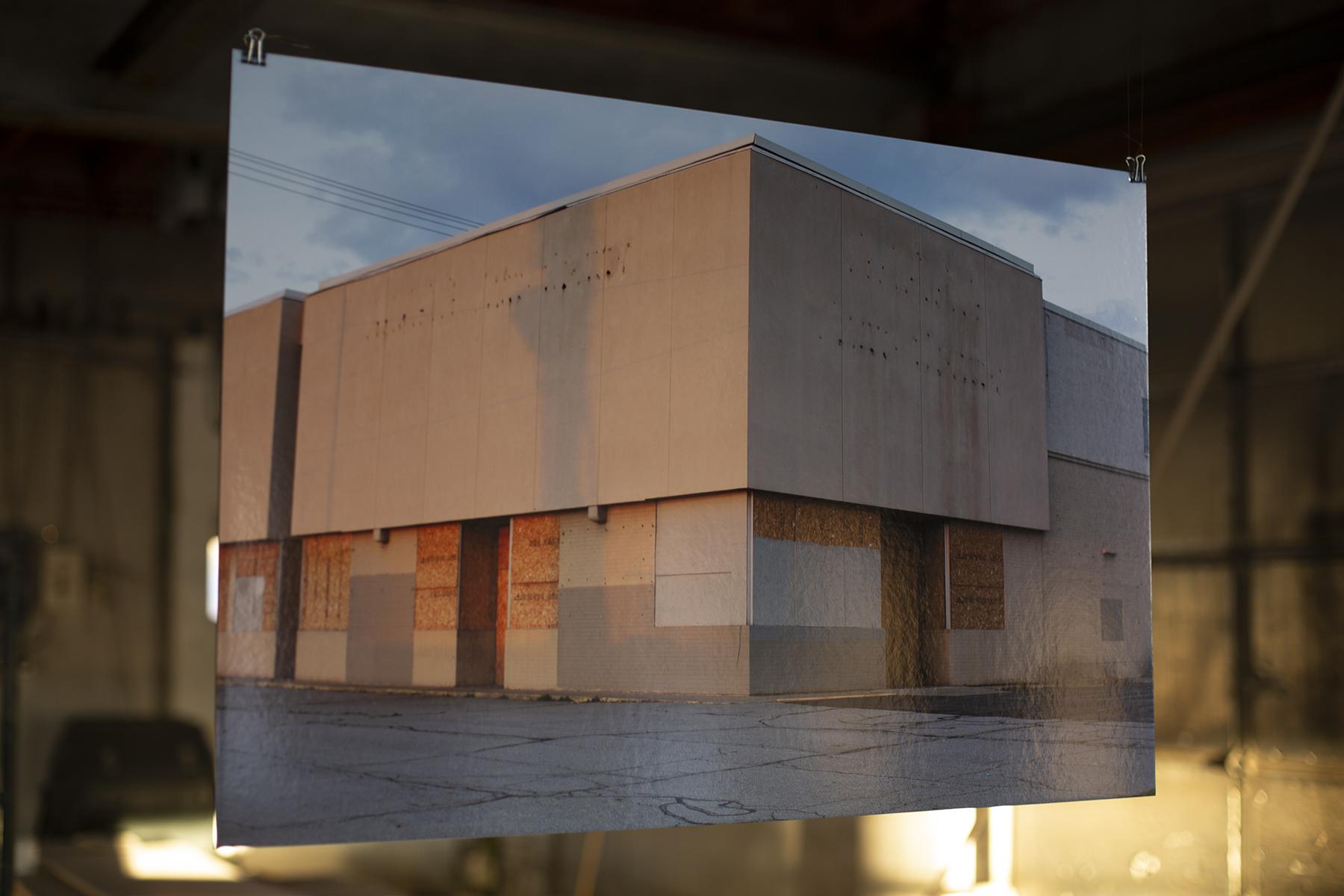 Department Store (installed), Araceli Haslam