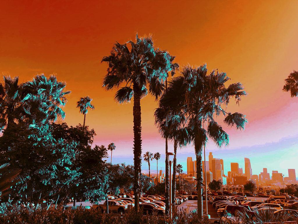 Dodger Stadium, Los Angeles California - Natalie Hopes