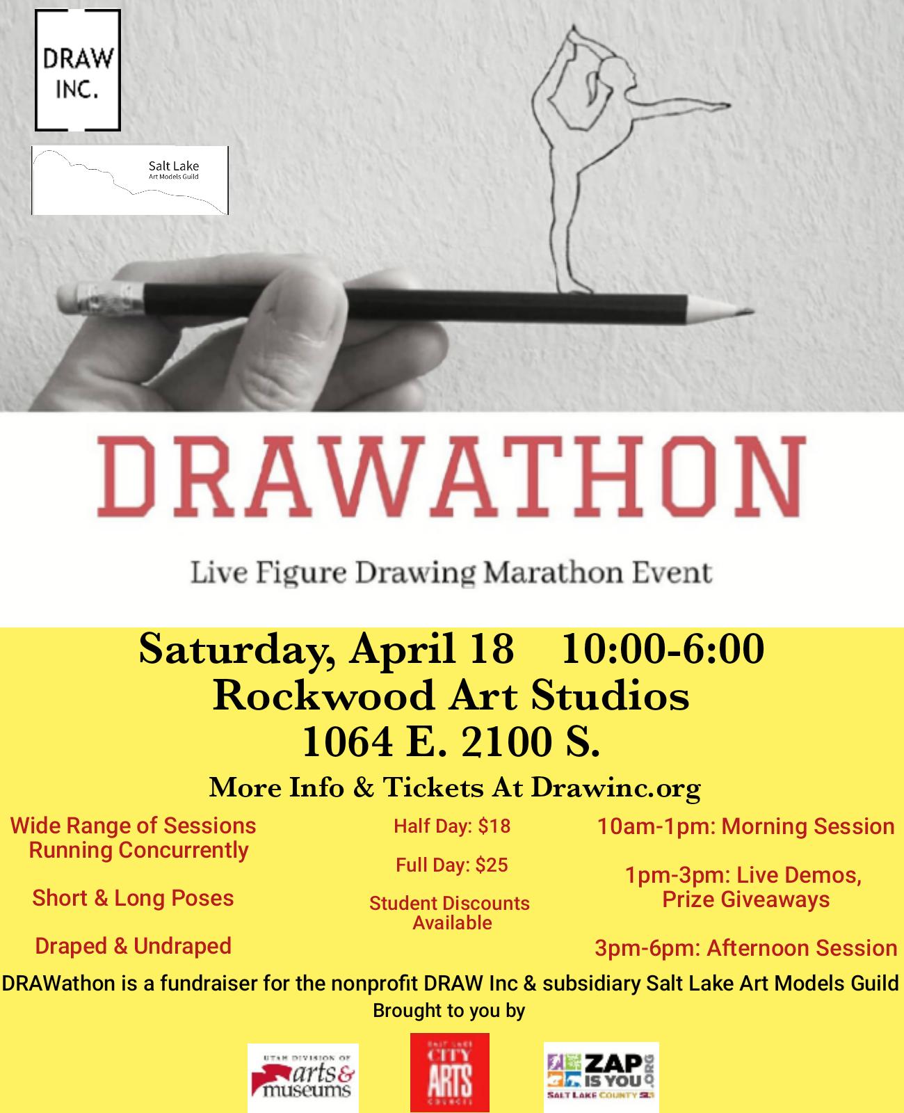 Draw Inc Drawathon