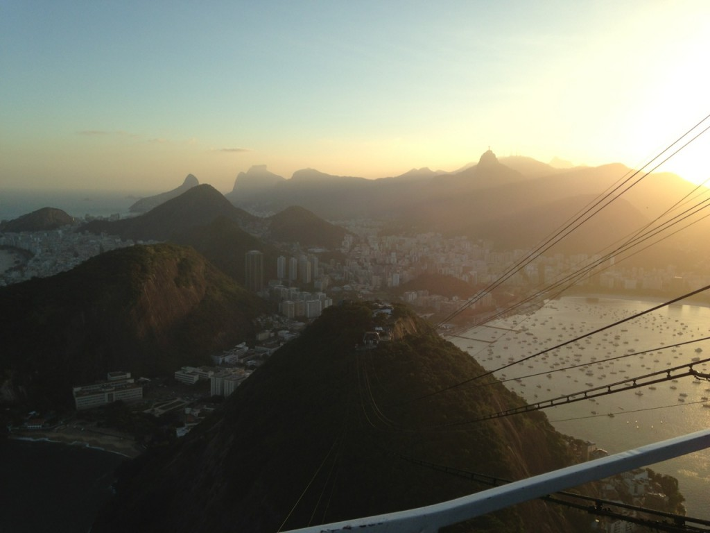 Rio de Janeiro, photo by Elena Shtromberg