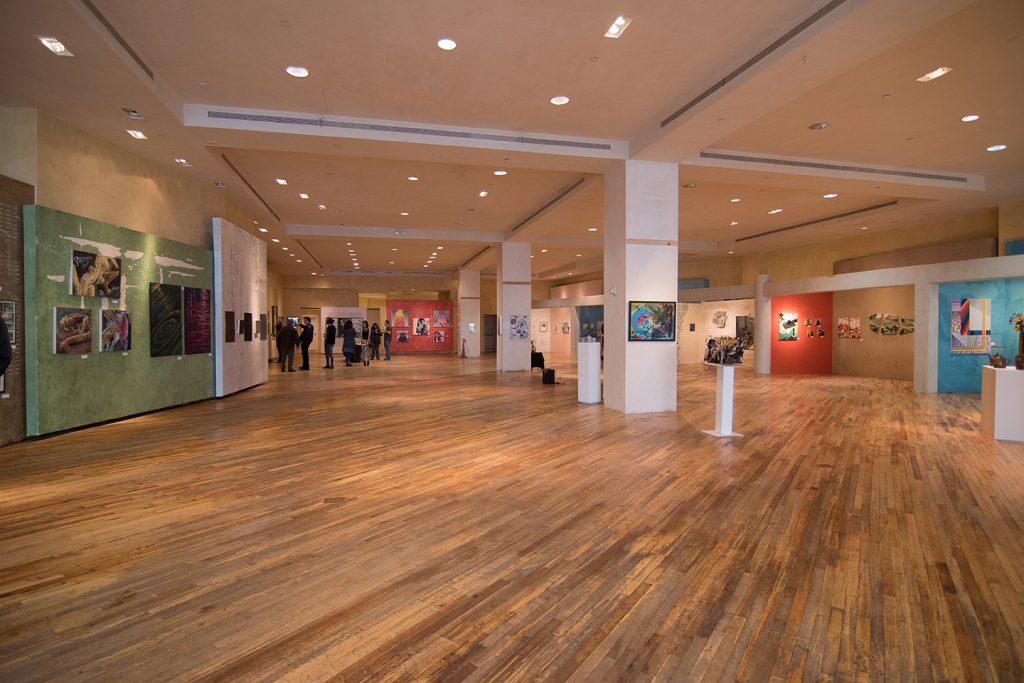 Embark Exhibition, April 2017