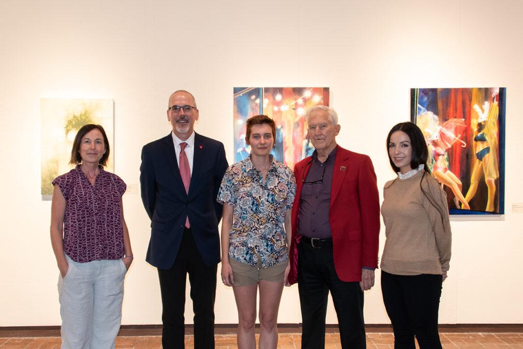 Howard Clark Scholarship Exhibition, 2019