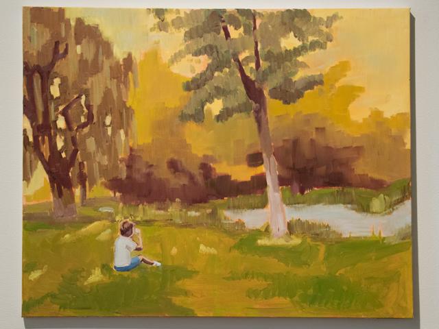 Taft Nicholson Exhibition: In Plein Site, 2019 Artwork by Lauren Rock
